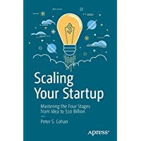 Scaling Your Startup: Mastering the Four Stages from Idea to $10 Billion