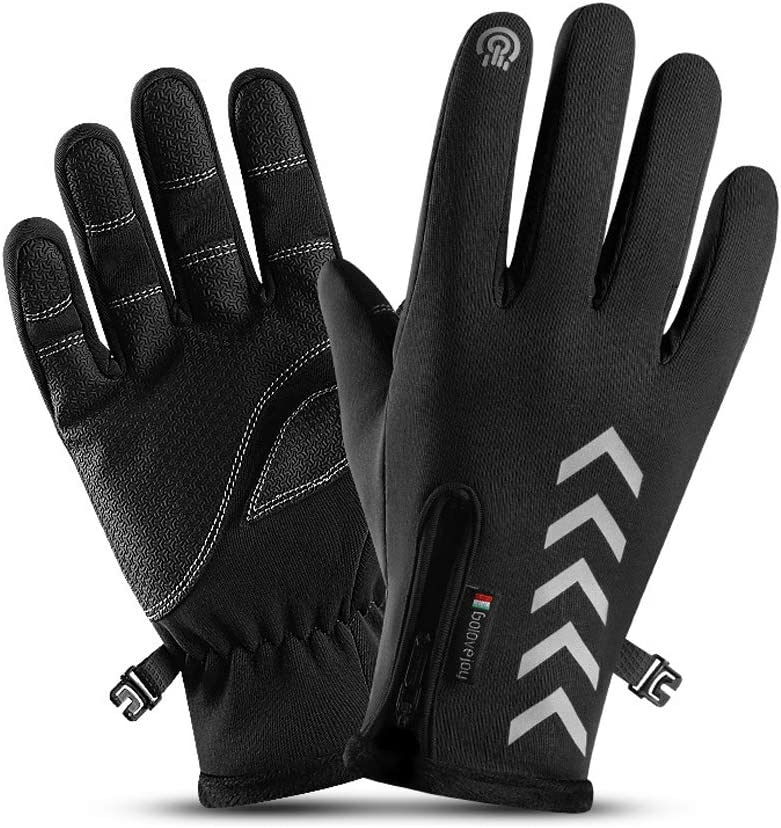 levliong Outdoor Windproof Work Cycling Hunting Climbing Sport Smartphone Touchscreen Anti-Slip Gloves for Men: Amazon.es: Deportes y aire libre