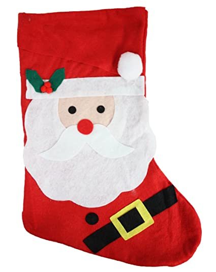 3 Giant Santa Sacks Stocking Merry Christmas Extra Large Xmas Gift Present Bag