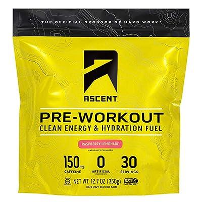 Ascent Pre Workout
