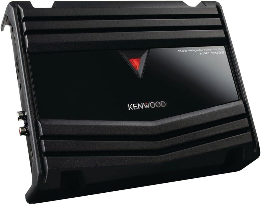 Kenwood KAC-1502S 350-Watts 2-Channel Power Stereo Amplifier