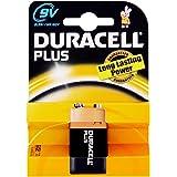Duracell Plus MN1604 - Batterie 9V Alcaline