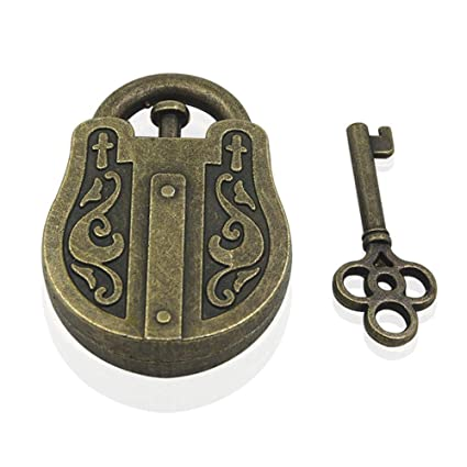 Amazoncom Lotusflower 3d Intelligence Logic Metal Puzzle Lock