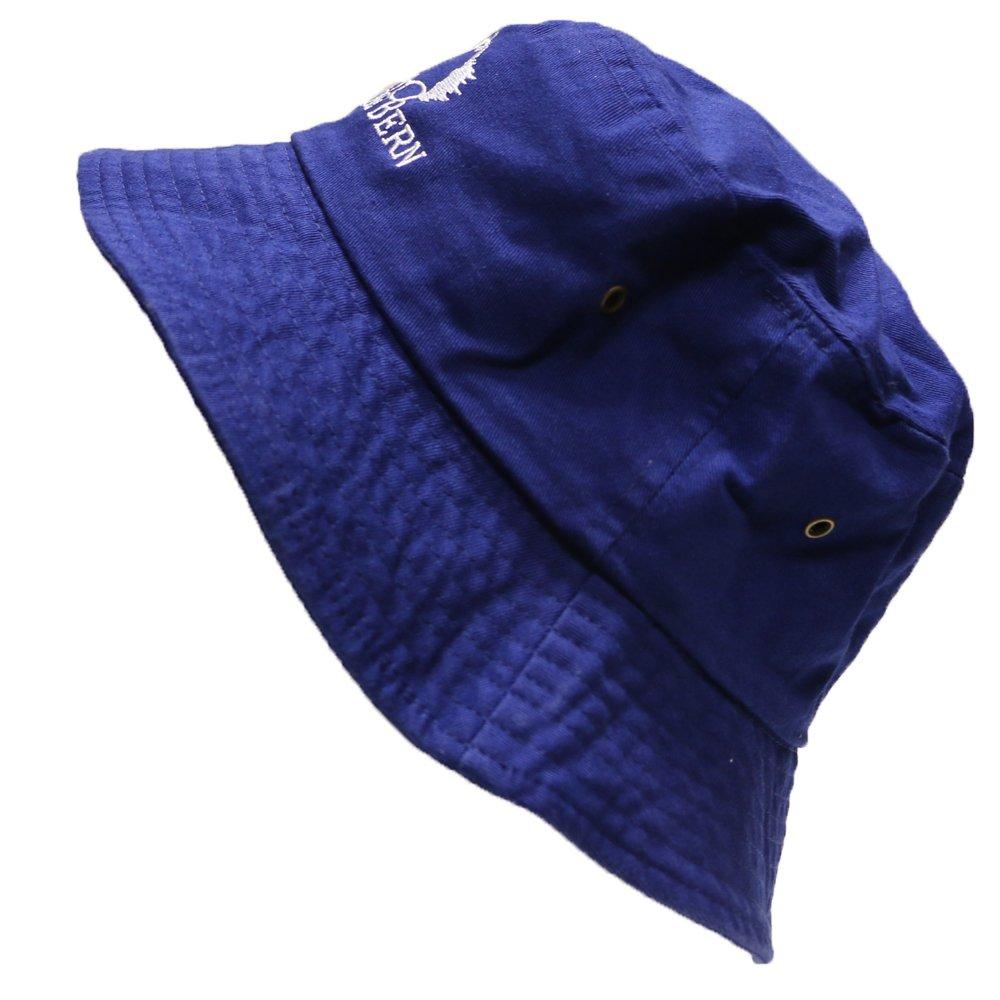 9eb2312dfbb Bd2020 Bernie Feel the Bern Bucket Hat Navy at Amazon Men s Clothing store