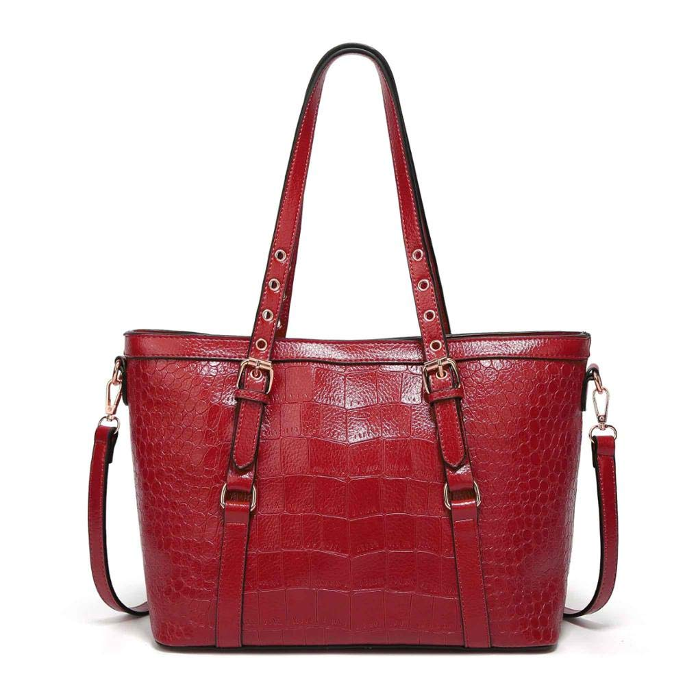 Amazon.com: Vento Marea Ladies Handbags Large Shoulder Bags ...