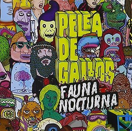 Fauna Nocturna by Pelea De Gallos (2010-07-13) - Amazon.com ...