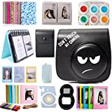 NodArtisan Compatible Mini 8 Camera Case Bundle with Album, Filters and Accessories for Fujifilm Instax Mini 9 8 8+ (Dont Touch My Camera, 12 Items)