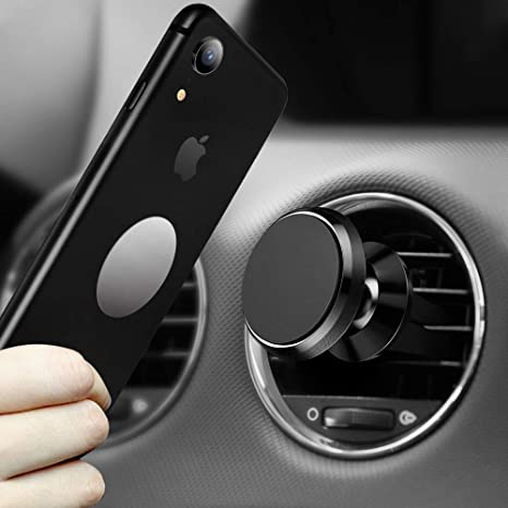 clearance sale watch in stock 2WISH Support Téléphone Voiture Ventilation Universel Aimant Telephone  Voiture Support Téléphone magnétique 360 ° Titulaire Rotatif pour iPhone ...