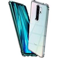 Spigen Crystal Shell Designed for Xiaomi Redmi Note 8 Pro - Crystal Clear