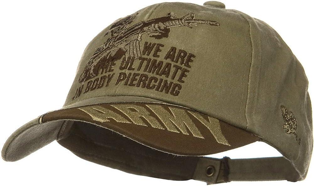 Eagle Crest US Army Unit Pigment Dyed Cap