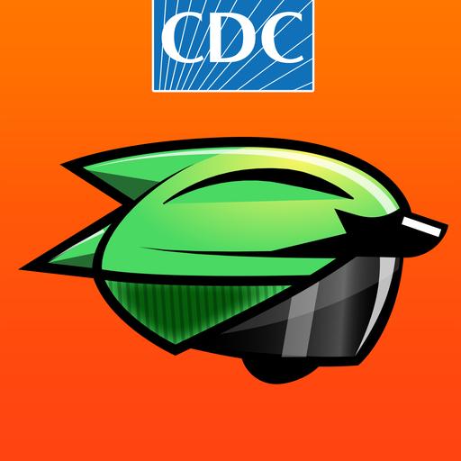 Cdc Heads Up Rocket Blades  The Brain Safety Game
