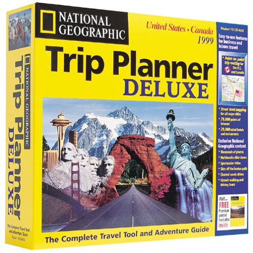 National Geographic Trip Planner Deluxe (Jewel Case) ()