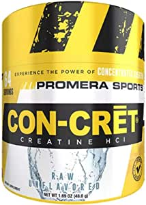 Con-cret Creatina Alcalina (64 Doses) Promera - Blueberry