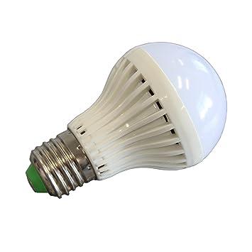 3w 12v Led High Efficiency Light Bulb With E27 Fitting Amazon Co Uk