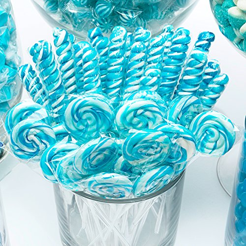 Blue Candy Kit - Party Candy Buffet Table by YumJunkie (Image #2)