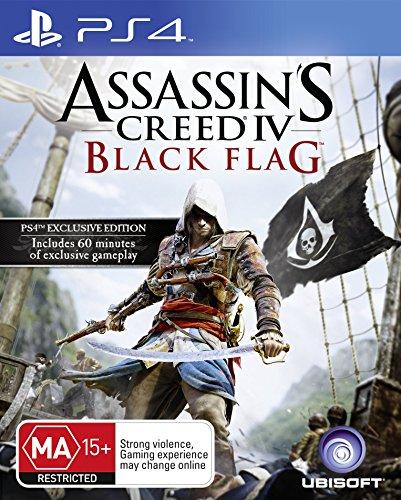 Ubi Soft Assassins Creed IV: Black Flag - Creed Black Assassin