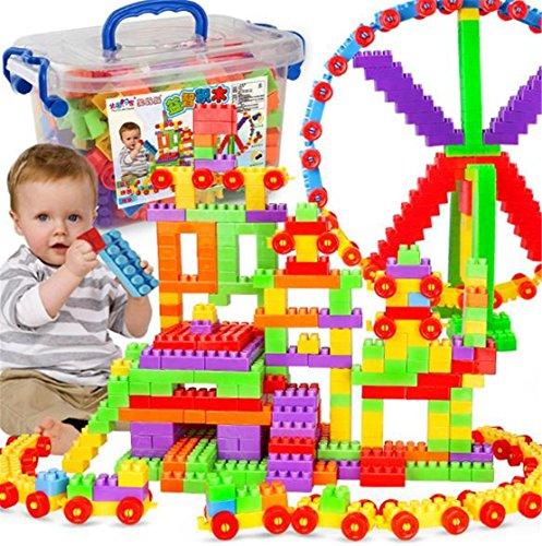 Heyuni. 72pcs Block Building Blocks Toys
