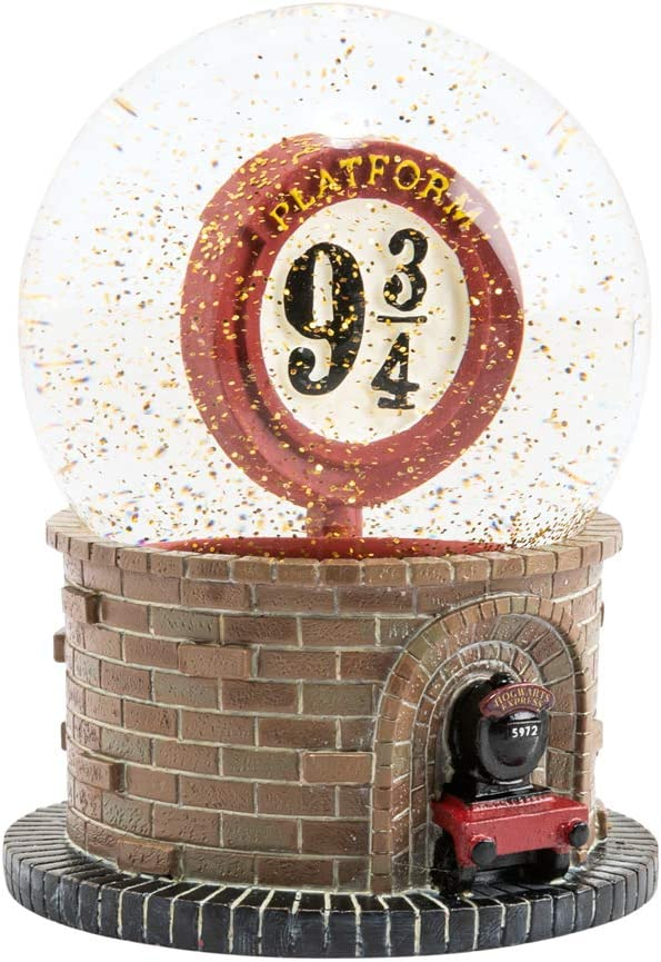 Platform 9 3/4 Harry Potter Snow Globe