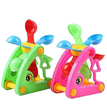 Water Windmill Game Toy Creative Music Bathtub Toy Swimming Pool Baby Bath QL
