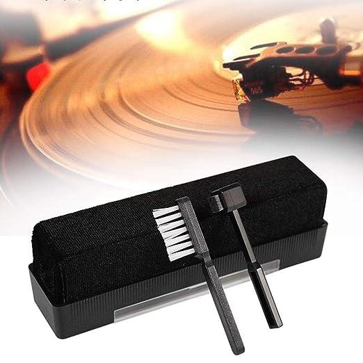 Lyxmy Cepillo de Limpieza Set 3pcs Lápiz Óptico Phono Disco de ...
