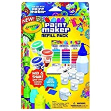 Crayola Paint Maker Refill Pack-