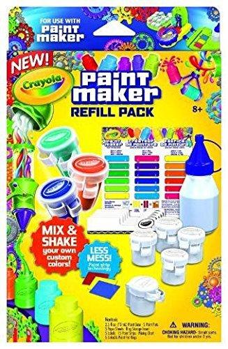 Crayola Paint Maker Refill packs