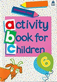 oxford activity books for children book 6 bk 6 - Activity Books For 4 Year Olds