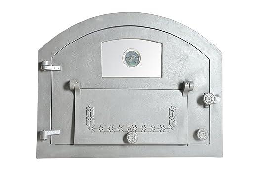 Puerta para horno de pizza, para horno de leña o de piedra, de ...