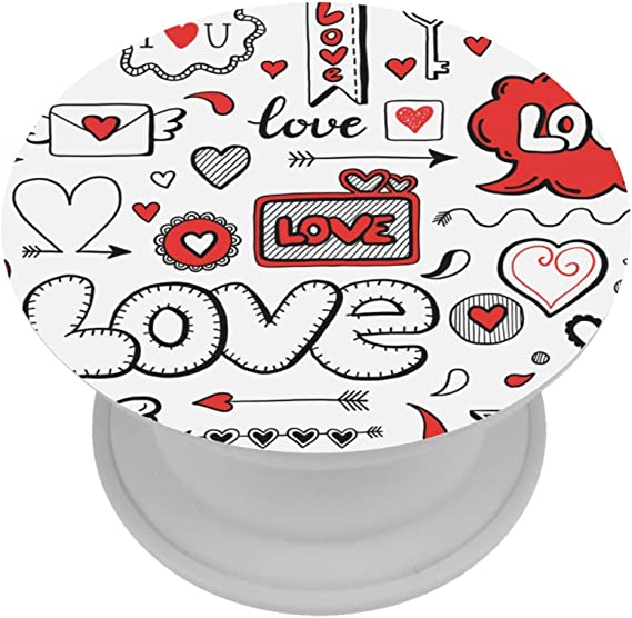 Amazon Com Love Elements Valentine S Day Heart Speech Bubble Arrow Lettering Collapsible Grip Stand For Phones And Tablets The stand arrow is a main consumable item in jojostands. amazon com