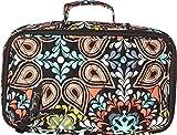 Vera Bradley Luggage Women's Blush & Brush Makeup Case Sierra Luggage Accessory