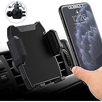 Air Vent Telefoonhouder Auto, Avolare® Smartphone Houder Automotive Krasbescherming Ventilatie 360 Graden Draaibaar 3…