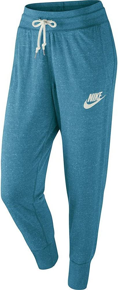 Nike – Pantalón de chándal – Pantalón Gym Vintage, Turquesa: Amazon.es: Deportes y aire libre