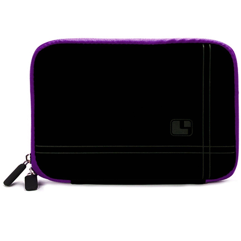 Microsuede Bump Sleeve For Lenovo IdeaTab A1000L, A8, A7, S5000, A3000, A2107, A1107 Tablet