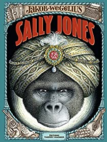Sally Jones par Wegelius