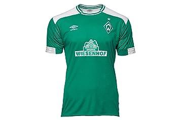 Werder Bremen Umbro Sv Kids Camiseta Home 18/19: Amazon.es: Deportes y aire libre