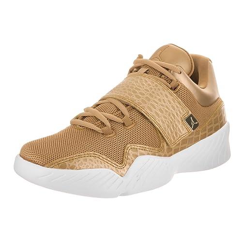 Jordan Shoes White And Gold Amazon Com