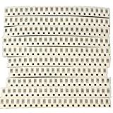 Ltvystore 2000PCS 80Value SMD 1206 Resistor Assortment Kit Set, Range 10R-910K
