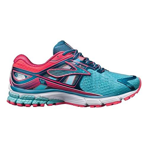 53edb4ee11c3a Brooks Women s Ravenna 6 Running Shoes  Amazon.co.uk  Shoes   Bags