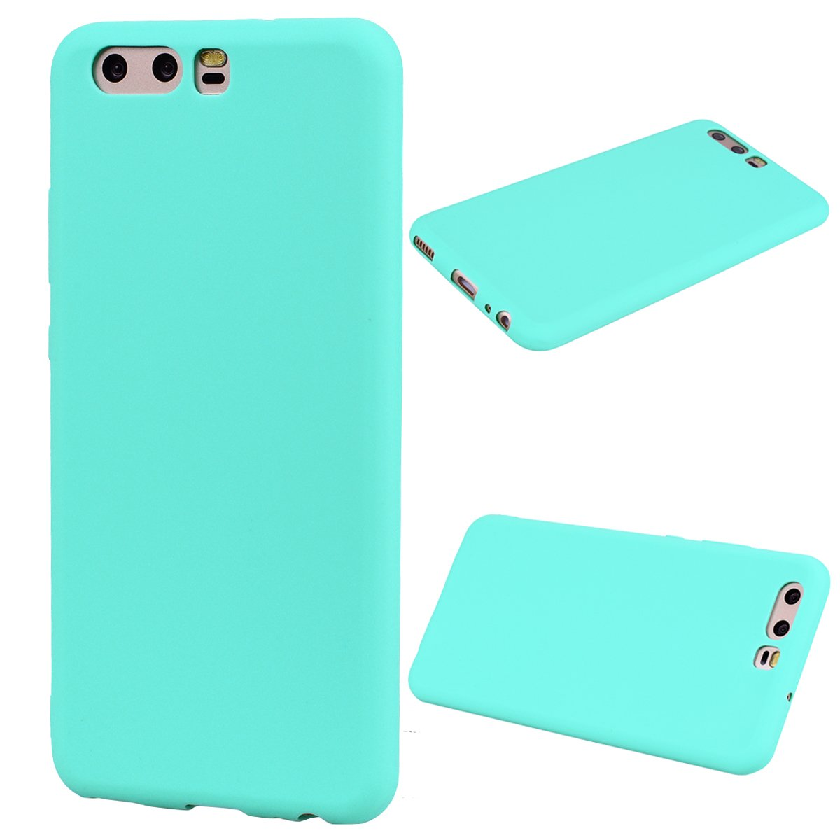 Amazon.com: Happon case Compatible with Huawei P10 Bumper ...