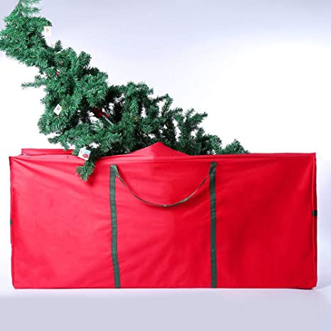 Cocal 65inch Length Christmas Tree Storage Bag Heavy Duty Decoration Storage  Bags - Cocal 65inch Length Christmas Tree Storage Bag Heavy Duty Decoration