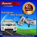 New Mahindra Scorpio Fog Light Lamp Set of 2 Pcs.