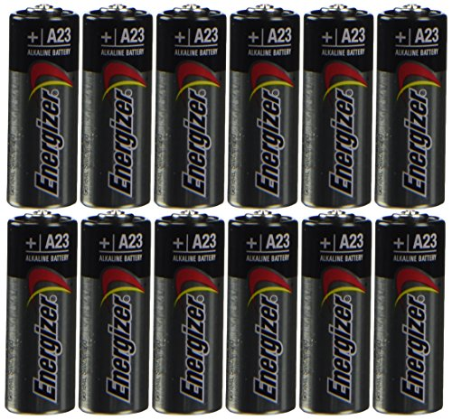 Battery 23a (Energizer A23 Battery, 12 Volt - 12 Batteries)