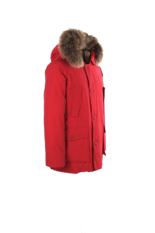 Parka Uomo Freedom Day M Rosso Ifrm5000n-600 Fur Autunno Inverno 2016/17: Amazon.es: Ropa y accesorios