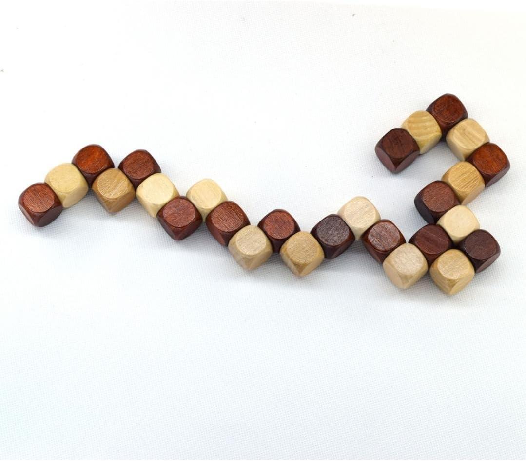 jeu de r/éflexion pour adultes et enfants Taille unique b Mamum Casse-t/ête en bois puzzle