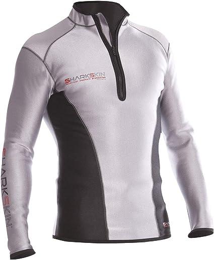Sharkskin Chillproof Hooded Long Sleeve Shirt