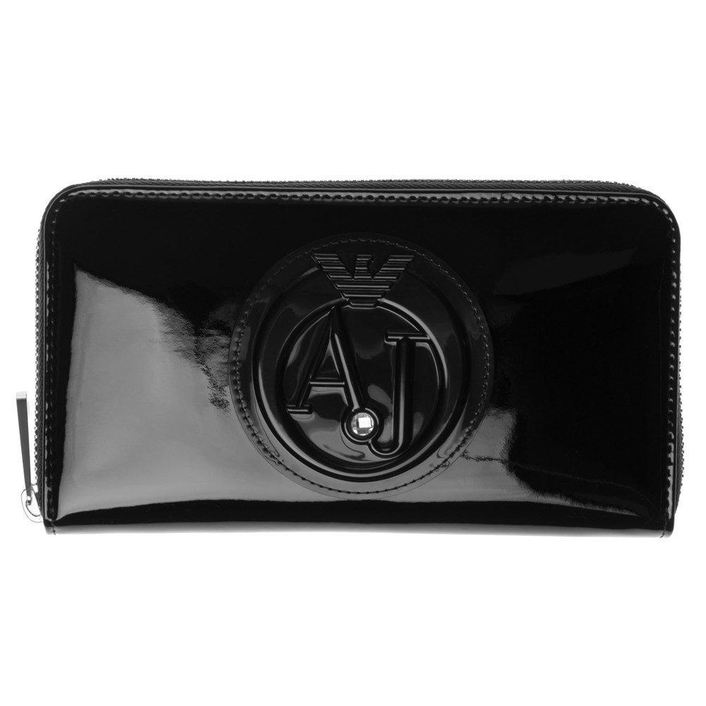 Armani Jeans 05V32 RJ 12 wallet black