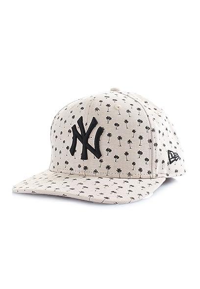 5a5a468ddf7e New Era New York Yankees Micro Palm Sand Snapback Cap Kappe 9fifty Basecap