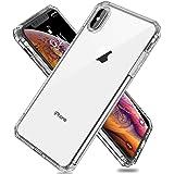 iPhone Xs Max ケース クリアケース TPU 薄型 保護カバー 透明 アイフォンxs max ケース ソフト 耐衝撃 スクラッチ防止 防塵 人気 クリスタル・クリア