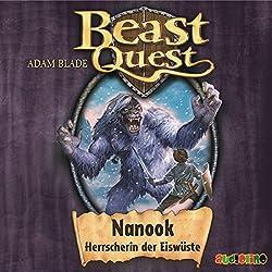 Nanook, Herrscherin der Eiswüste (Beast Quest 5)