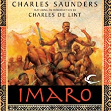 Imaro Audiobook by Charles Saunders Narrated by Mirron Willis